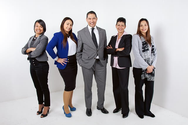 liderança empresarial moderna
