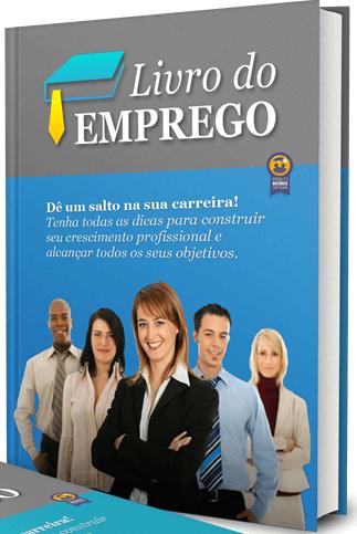 livro ajuda encontrar emprego