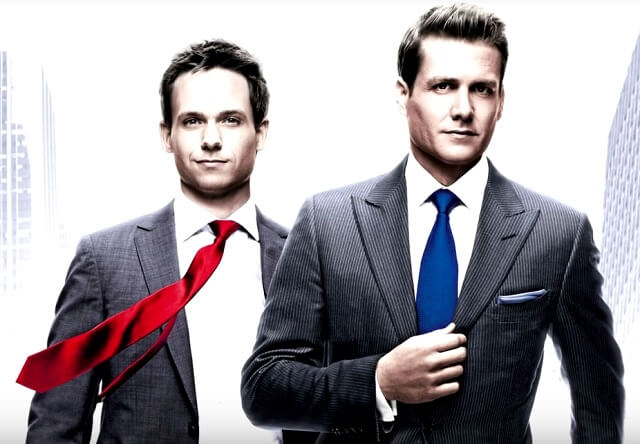 serie de tv de advogados da netflix suits